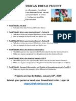 american dream project