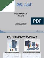 Colorímetros e Medidores Digitais DEL LAB