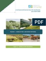 Medidas acção AgroBiologica