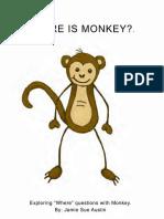 where monkey book