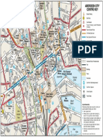 Cycle Map Citycentre 2015