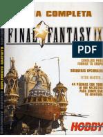 Guía Final Fantasy IX Hobbyconsolas. (En Español/In Spanish)