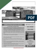 Analista Do MPU_Área de Atividade Apoio Técnico Especializado_Especialidade Finanças e Controle