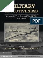 Allan R. Millett, Williamson Murray-Military Effectiveness, in WW2 2 edition (Volume 3)-Cambridge University Press (2010).pdf