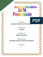 376141080 Tarea 1 Practica Docente II 1