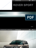L320 Range Rover SPORT Catálogo 2012 3705-11