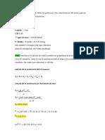 Resistencia Al Avance, Cálculo de Potencias y Selección Del Motor
