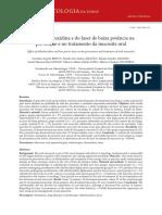 Efeito Da Clorexidina e Do Laser de Baixa Potência Na