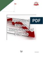 Apostila PHS 1.0 - Rev 01