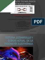 Desarrollo de la Ingeniería Electrónica  respalo.pptx