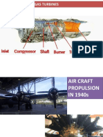 Aerogas Turbine