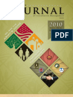 US Army Journal of Installation Management Fall 2010