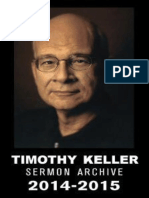 [Timothy Keller] Sermon Archive 2014-2015(B-ok.cc)