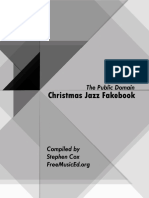 The Public Domain Christmas Jazz Fakebook
