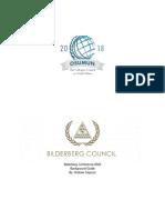 Background Guide Bilderberg UPDATED
