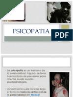 Psicopatía