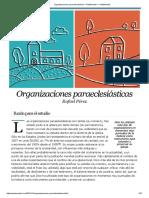 Organizaciones paraeclesiásticas – PezMundial — PezMundial