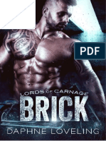 03. Brick - Lords of Carnage MC - Daphne Loveling - Exclusive StarsBooks
