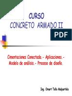 cimentacion conectada