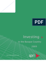 Investing in the Basque Country