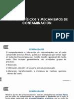 4 Procesos Físicos y Mecanismos