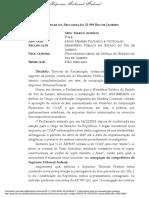 Decisão Fux Flavio Bolsonaro