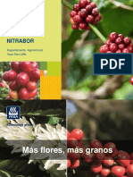 Eficacia en Fertilización de Café y Cacao