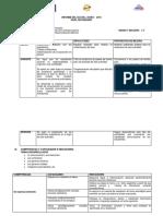 Informe Del Dia Del Logro Area de Counicacion