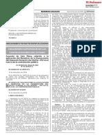 Acuerdo de Sala Plena Referido a La Aplicacion Del Beneficio Acuerdo de Exoneración del IGV en el marco de la contratación pública