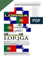 Concise History of Loriga_História Concisa de Loriga