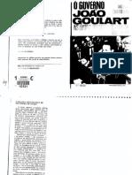 Livro de Moniz Bandeira - O Governo João Goulart, As Lutas Sociais No Brasil (1961-1964)