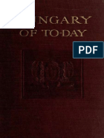 Alden, Percy, Sir, 1865- - Hungary of to-day