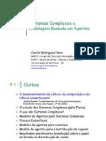 Sistemas Complexos e Modelagem Baseada Em Agentes Parte 1