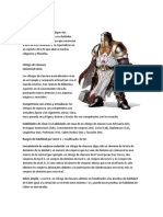 Arquetipos Del Clérigo