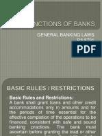 Loan Functions of Banks