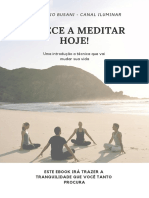 Comece a Meditar