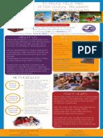 Mind Lab STEM Field Trip Brochure