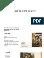 Cronologia História Da Arte