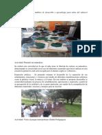 Ámbitos de Desarrollo y Aprendizaje Para Niños Del Subnivel Inicial 2