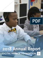 DHF 2018 Annual Report Digital