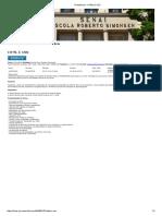 Portalsenai - HTML e Css