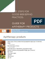 Apitherapy Slovenia