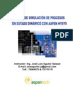 Curso Hysys Dinámico YPFB.pdf