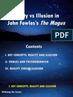 Reality vs Illusion