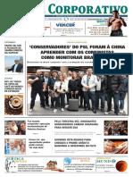 Jornal Corporativo Edição NR 3035 - De 18,19 e 20 de Janeiro de 2019
