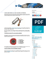 Eletrônica_ Mouse PS2 e Projetos Arduino Otimouse