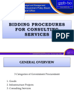 04 Bidding Procedure for Consulting.09162016