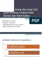 Prototipe Arang dan Asap Cair Hasil Pirolisis Limbah.pptx