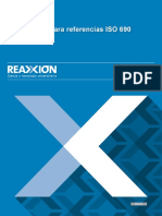 Reaxion Guia ISO