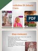 Paket Pernikahan Di Jakarta Utara
